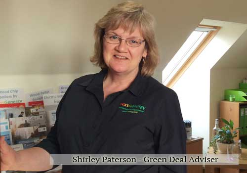 Shirley Paterson Grween Deal Adviser
